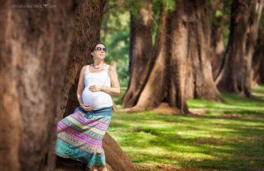 Фотосессия беременности на Пхукете