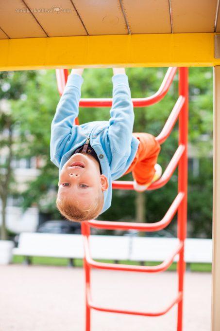 Детские площадки в Петербурге
