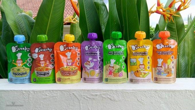 Детское питание в Таиланде