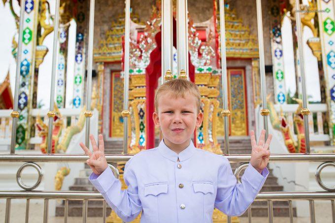 Храм Сидящего Монаха Пханг Нга