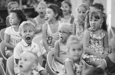 Репортаж праздника в детском саду
