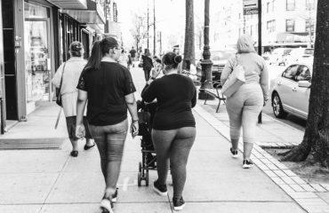 Полные люди в Нью Йорке, Бруклин