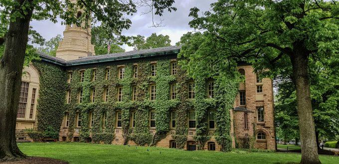 Лига Плюща. Принстонский Университет
