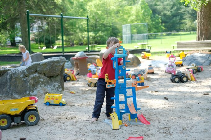 Marquand Park Playground
