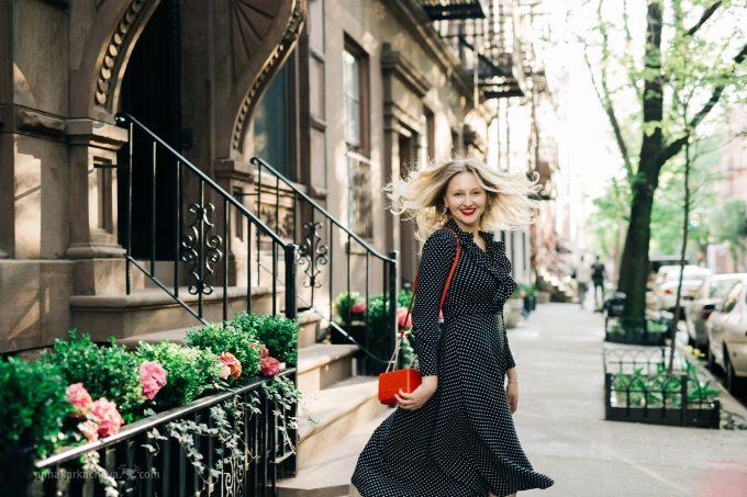 Фотопрогулки по городу с Анной Каркачевой