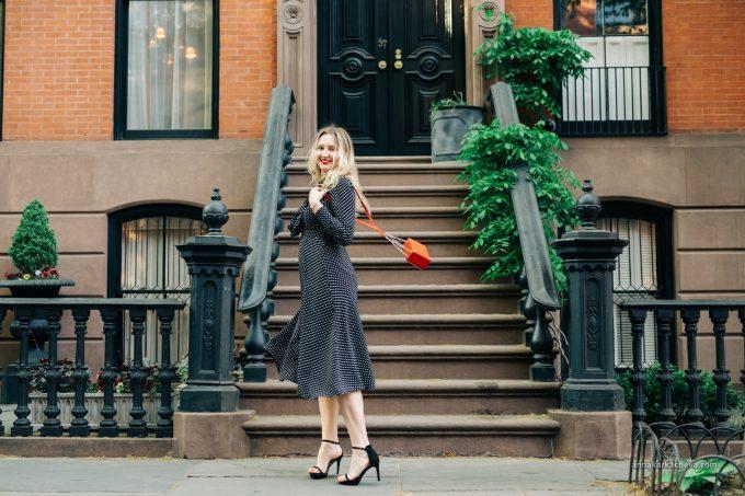 Фотосессия на Перри Стрит Манхэттен