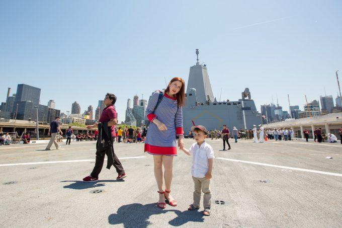 Pier 90 Manhattan