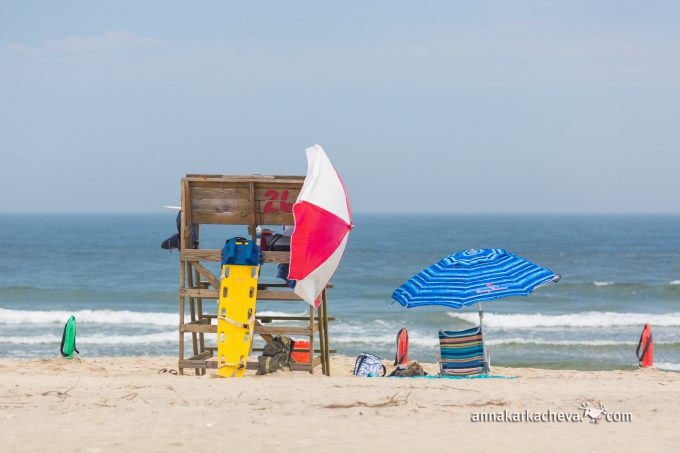 Пляж Спринг Лейк