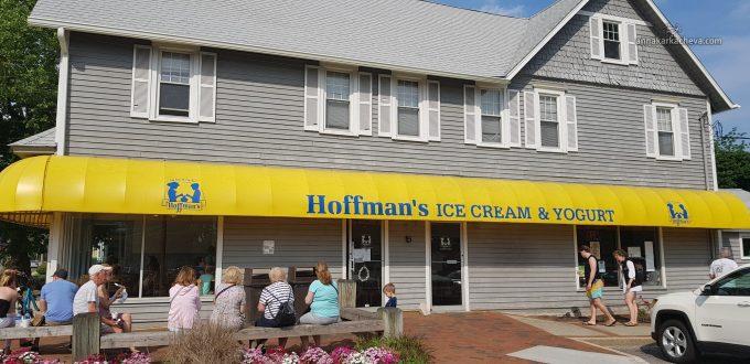 Hoffman Ice cream Spring Lake