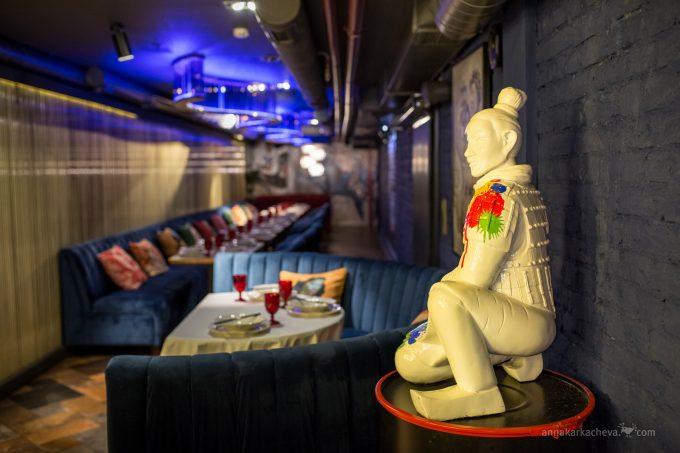 Отзыв о ресторане Китайская Грамота
