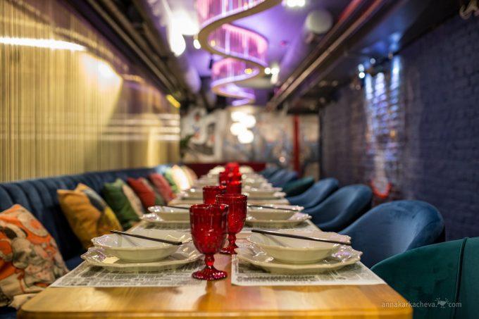 Стоимость чека ресторан Китайская Грамота