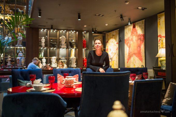 Рестораны Петербурга Китайская Грамота