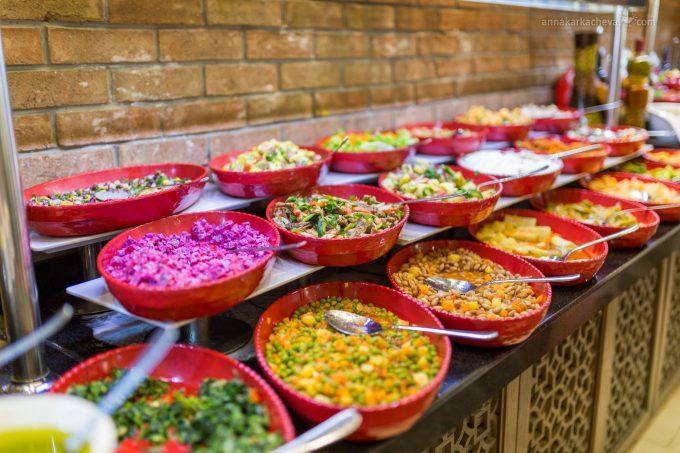 Мезе турецкие закуски