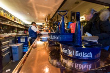Gaffel am Dom пивоварня рядом с вокзалом в Кельне
