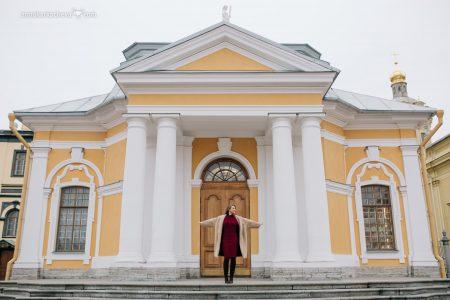 Фотопрогулки в Санкт-Петербурге