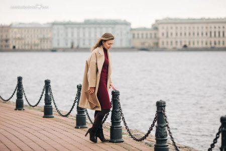 Фотопрогулка Санкт-Петербург Панорама Невы