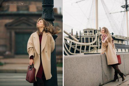 Фотопрогулка Санкт-Петербург, портреты