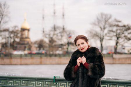 Фотопрогулка Санкт-Петербург Троицкая площадь