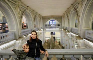 Зоологический Музей в Санкт-Петербурге
