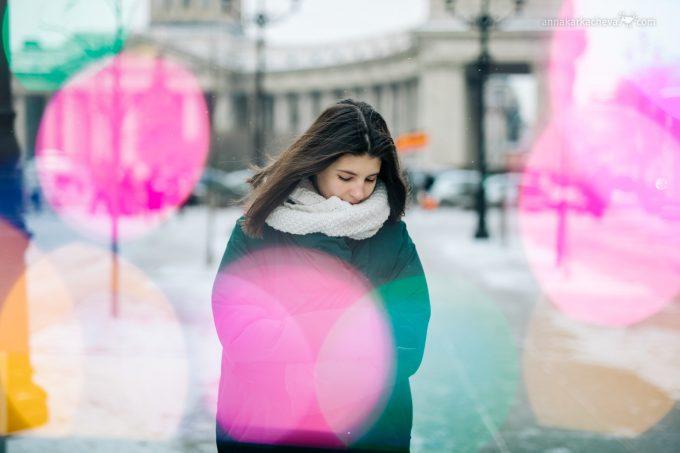 Фотосессия на Малой Конбшенной улице в Санкт-Петербург
