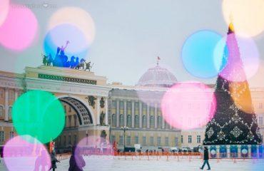 Главная елка в Петербурге