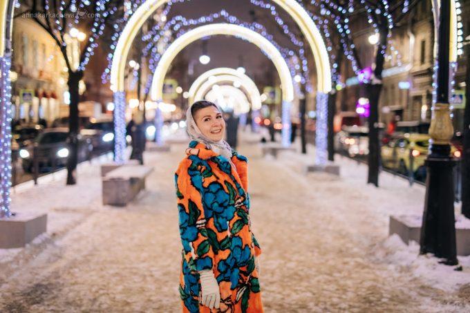 Фотопрогулка по Большой Конбшенной улице в Санкт-Петербург