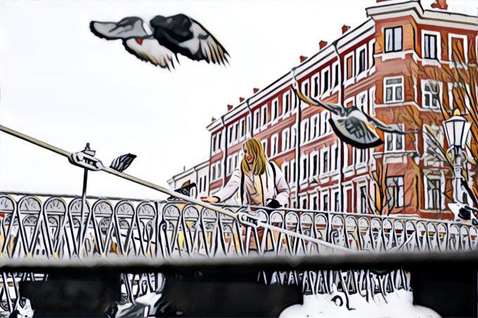 Фотопрогулки по Петербургу с лучшим фотографом