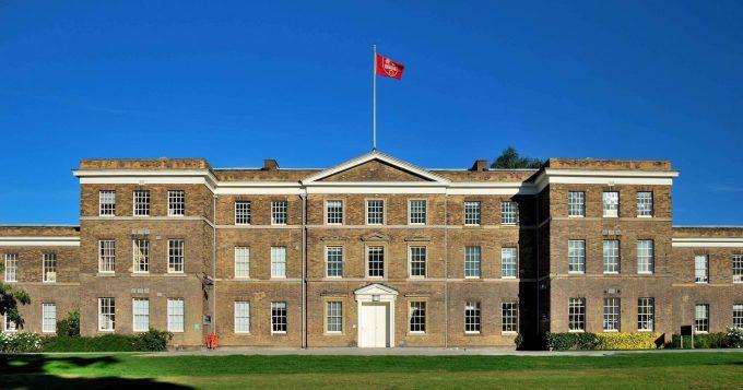 Университет в г. Лестер, Англия building University of Leicester