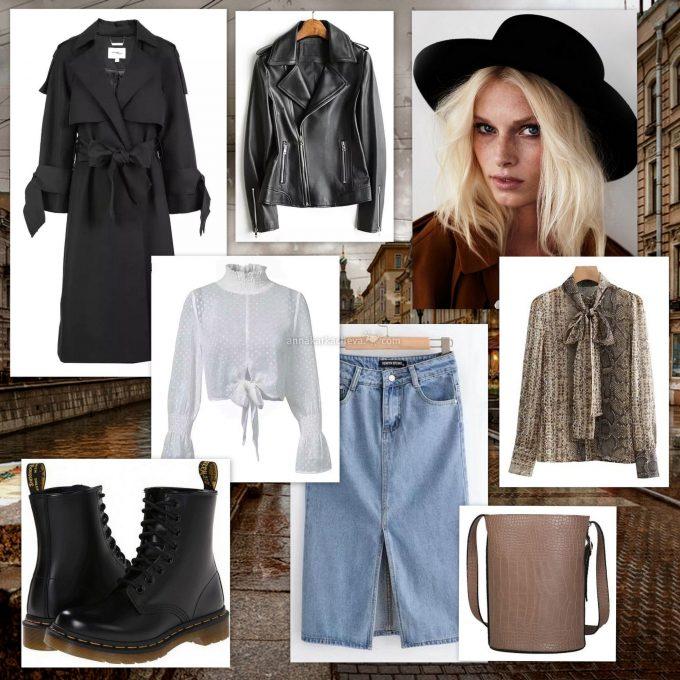 Референс одежды-весна 2019