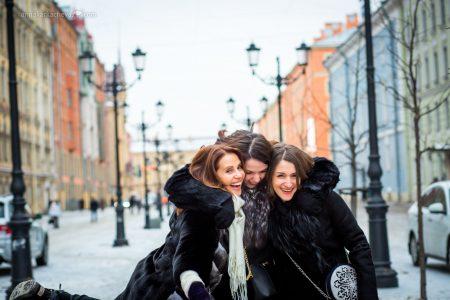 Как провести досуг с подругами в Петербурге