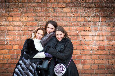 Фотоэкскурсия с подругами в Петербурге