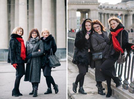 Досуг с подругами в Петербурге