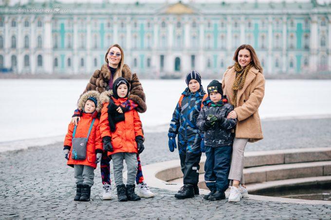 Фотопрогулки по Петербургу с фотографом-гидом