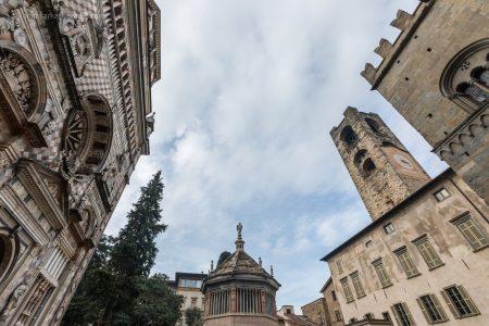 Прогулки по верхнему городу Бергамо