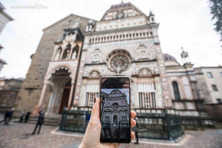 Базилика Санта Мария Маджоре в Бергамо