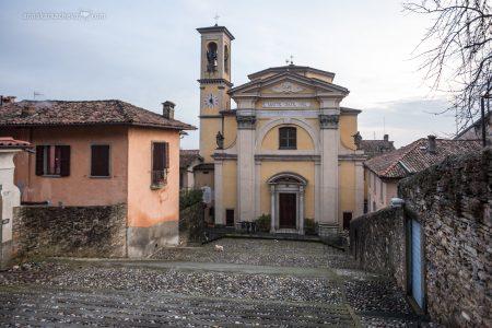 Фотопрогулки по верхнему городу Бергамо