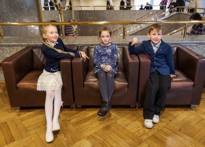 Мариинский театр для детей