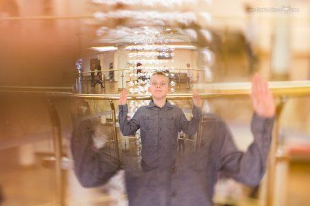 Фотобаловство с биноклем в Мариинском театре