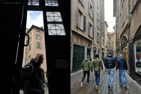 Улицы в Бергамо