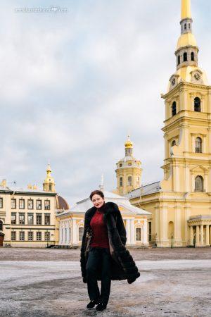 Познавательная Фотосессия в Петропавловской крепости