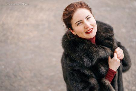 Фотопрогулка с петербургским блогером Анной Азбель