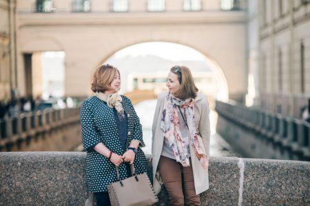 Фотопрогулка в Петербурге как подарок на день рождения