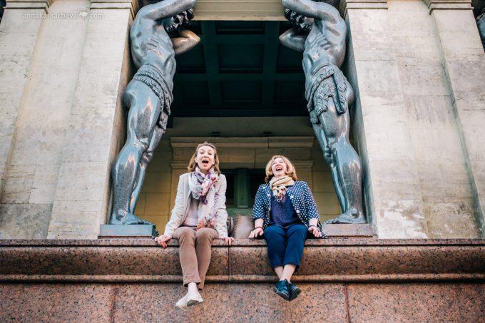 Фотопрогулка в Петербурге